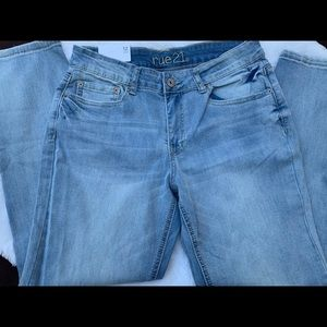 Rue 21 light wash  jeans NWT
